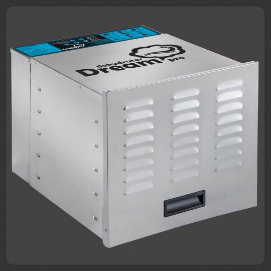 Купить коммерческий дегидратор Dream PRO - электросушилка из нержавеющей стали