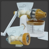Соковыжималка и мясорубка Dream Juicer Manual 4 в 1