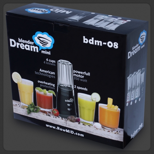 Купить персональный блендер Dream Mini BDM-08