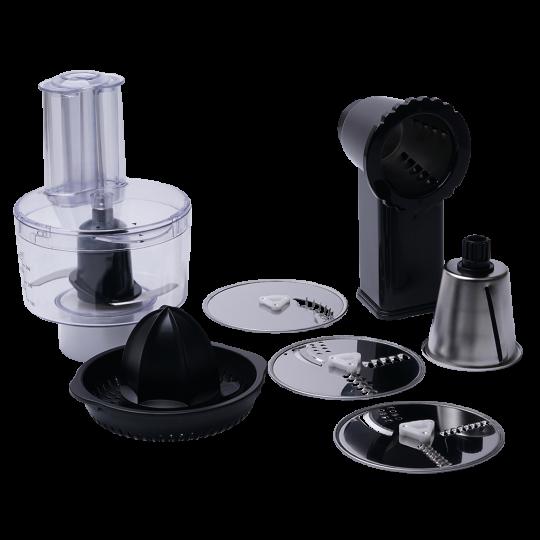 Купить комплект дополнительных насадок к планетарному миксеру RAWMID Luxury Mixer RLM-05