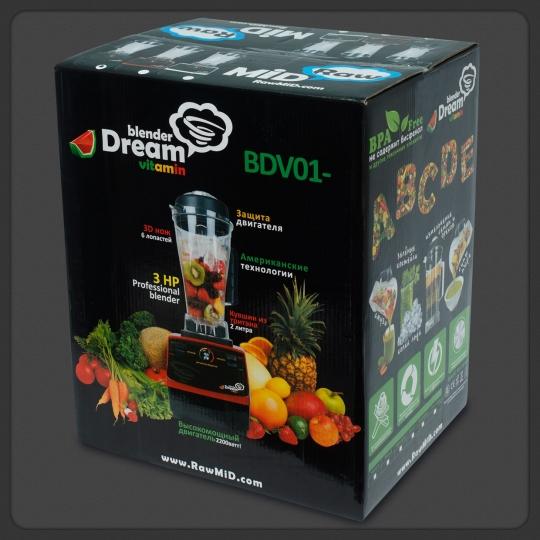 Купить профессиональный блендер Dream Vitamin 3ЛС