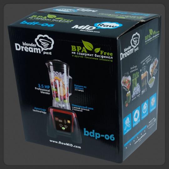 Купить профессиональный блендер Dream Past 3.5ЛС