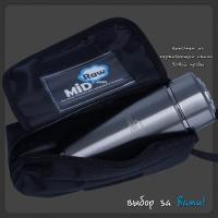 Ионизатор воды турмалиновый стакан Rawmid Dream flask (с деловой сумкой)