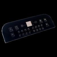 Накладка - наклейка на панель аэрофритюрницы Rawmid Modern RMA-12