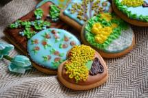 Печенье в дегидраторе RMD-10