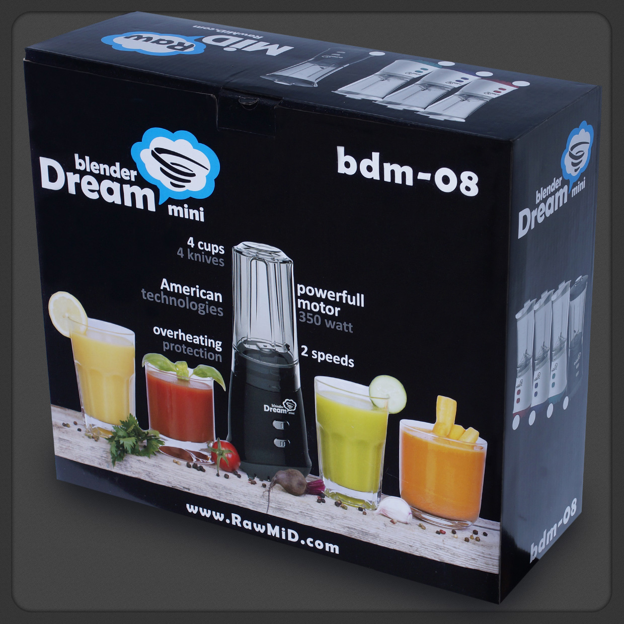 Dream mini BDM-08