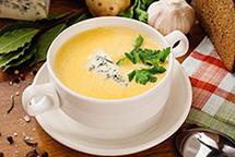 Крем-суп в блендере Rawmid Dream Samurai